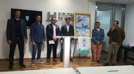 PRESENTACIÓN S.K.L. 2018 ISLA CANELA EN DIPUTACIÓN DE HUELVA