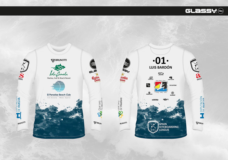 Camiseta Campeonato SKL AHB-Formula-Kite