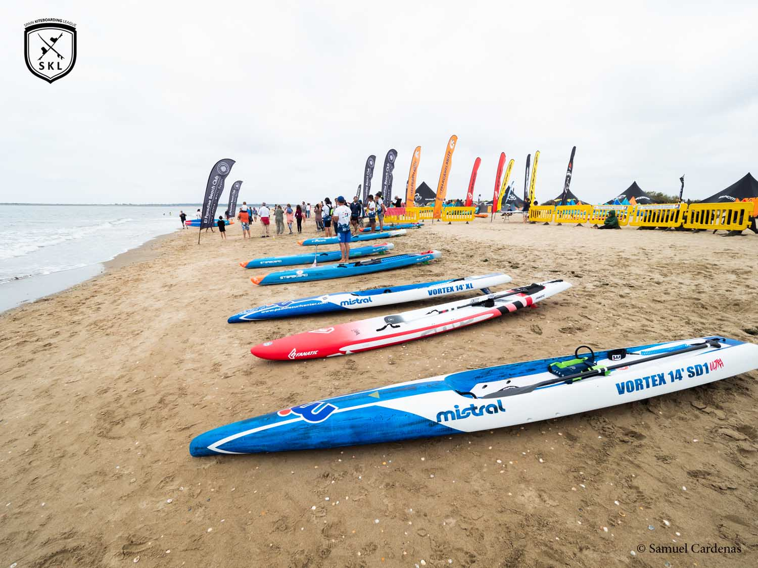 Tablas SUP Race