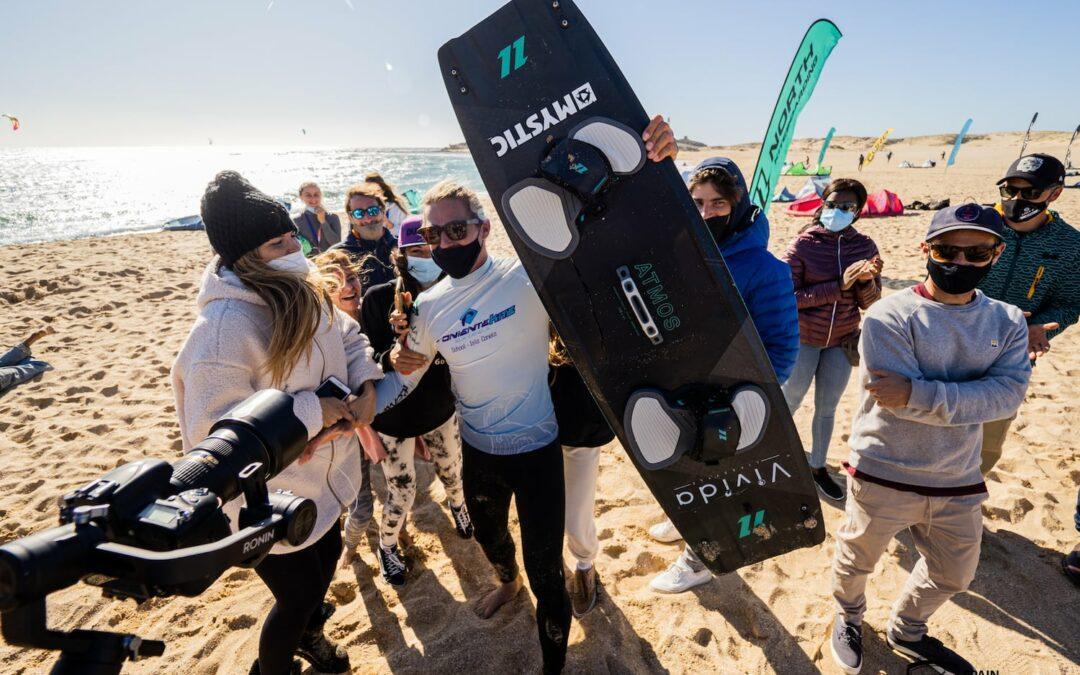 STRAPLESSKITESURFING   BIG AIR CAÑOS DE MECA 2020 – SPAIN KITEBOARDING LEAGUE