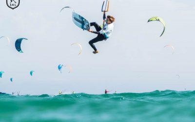 AS ACCION   El Video King SKL devuelve la ilusión al kitesurf nacional